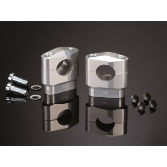 riser clamps Ø 28,5 mm booster